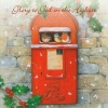 Christmas Card - Birds in a Postbox - GM - Pack of 10 - CMS