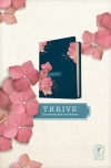 NLT THRIVE Devotional Bible for Women, Hardback Edition