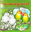 Encouragement When Colouring, Advanced Colouring Book
