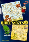 Bible Mazes Activity Book