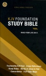 KJV Foundation Study Bible, Hardback Edition