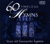 CD - 60 Timeless Hymns  (3 cds)