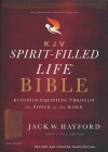 KJV Spirit-Filled Life Bible, Comfort Print, 3rd Ed, Brown Imitation Leather