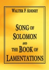 Song of Solomon and the Book of Lamentations - CCS
