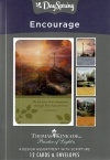 Cards, Encourage, Thomas Kinkade, Box of 12