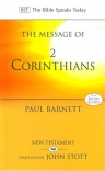 Message of 2 Corinthians - BST