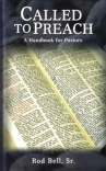 Called to Preach: Handbook for Pastors