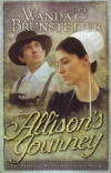 Allison's Journey, Brides of Webster County Series