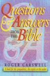 Questions & Answers From the Bible