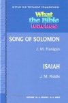 Song of Solomon & Isaiah WTBT