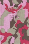 ICB - International Childrens Bible Camo Pink
