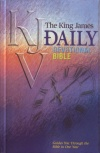 KJV Daily Devotional Bible: One Year