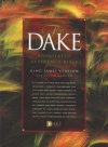 KJV Dake Annotateded Ref Bible - Bonded Leather