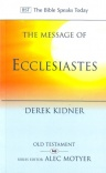 Message of Ecclesiastes - BST