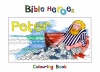 Bible Heroes Colouring Book - Peter