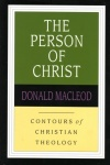 Person of Christ - Contours of Theology