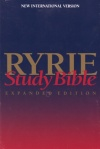 NIV Ryrie Study Bible - Hardback (1984 edit)