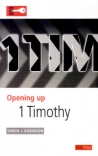 Opening Up 1 Timothy - OUS