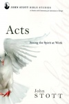 Acts - John Stott Study Guide