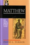 Matthew - Baker Exegetical Commentary - BECNT
