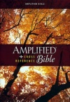 Amplified Cross Reference Bible, Hardback