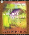 Audio Book - Let the Nations be Glad - ACD