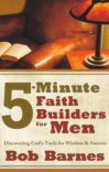 5 Minute Faith Builders for Men