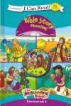 I Can Read Bible Story Favorites (with Audio CD)