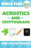 Bible Fun 2 in 1 Acrostics and Cryptograms