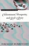 Contentment, Prosperity and God's Glory