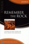 Matthias Media Study Guide - Remember the Rock - Joshua
