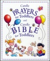 Candle Prayers for Toddlers and Candle Bible for Toddlers ( 2 book set)