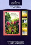 Sympathy Cards - Serenity - 51726 (Box of 12)