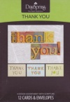Thank You Cards - Thank You!