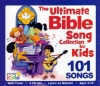 CD - The Ultimate Bible Song Collection for Kids  101 Songs (4 CD