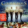CD - Courageous Soundtrack