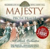 CD & DVD - Majesty, Prom Praise