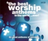CD - The Best Worship Anthems in the World... Ever (3 cds)