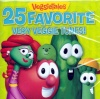 CD - 25 Favourite Very Veggie Tunes