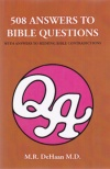 508 Answers to Bible Questions