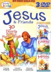 DVD - Jesus and Friends - 3 DVD Collection