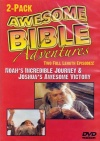 DVD - Noah's Incredible Journey & Joshua Awesome Victory