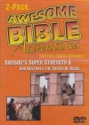 DVD - Samson's Super Strength & God's Destroys the Tower of Babel