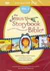 DVD - The Jesus Storybook Bible Animated DVD, Volume 1