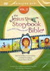 DVD - The Jesus Storybook Bible Animated DVD, Volume 3