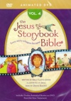 DVD - The Jesus Storybook Bible Animated DVD, Volume 4