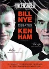 DVD - Uncensored Science - Bill Nye Debates Ken Ham (4 DVD's)
