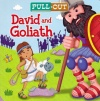 David and Goliath Pull Out Book