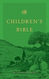 ESV Childrens Bible, Green Hardback Edition