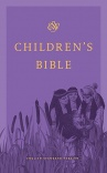 ESV Childrens Bible, Purple Hardback Edition